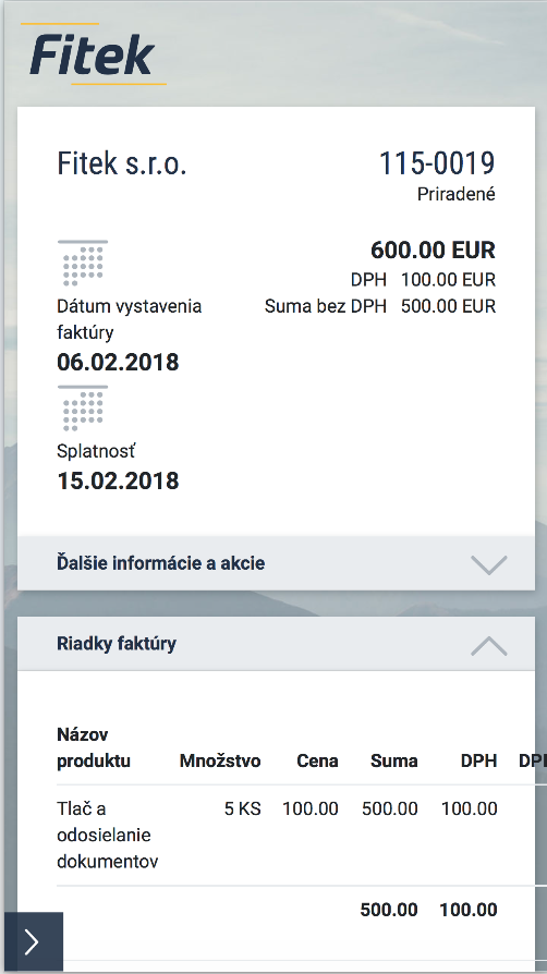 PRESUN DÁT DO ERP (SAP, MICROSOFT NAV, ATD..)